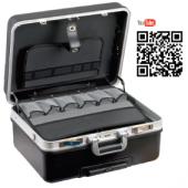 Geanta ABS tip troller pentru scule 7696