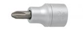 Capete chei tubulare 1/2 cu profil Phillips 7192 PH 1/2