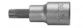 Capete chei tubulare 1/2 cu profil TORX exterior 7190 TX 1/2