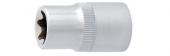 Capete chei tubulare 1/2 cu profil TORX interior 7191 1/4