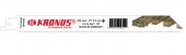 Panza Bi-Metal pentru fierastrau sabie pentru paleti 71014